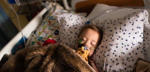RSV bei Kleinkindern: »Eine schnelle, angestrengte Atmung ist ein Warnzeichen«