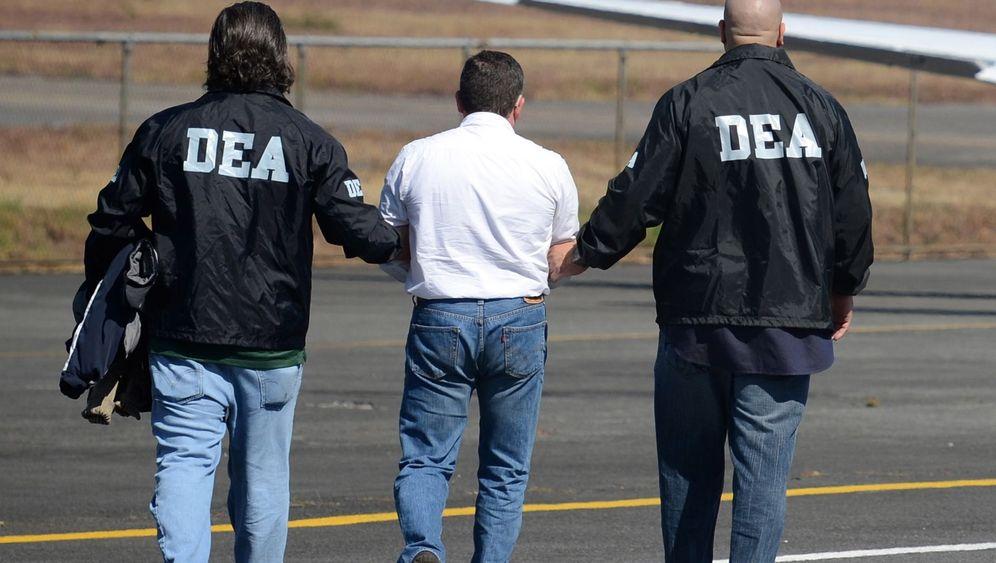 Mexiko: US-Fahnder und die Drogenmafia