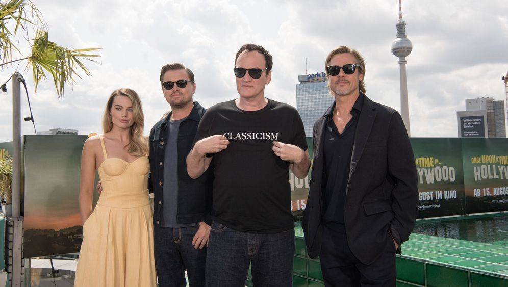 """Once Upon a Time in Hollywood""-Stars: Schlechte Angewohnheiten"