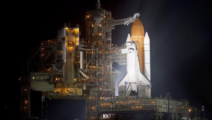 """Space Shuttle: Der letzte Flug der """"Discovery"""""""