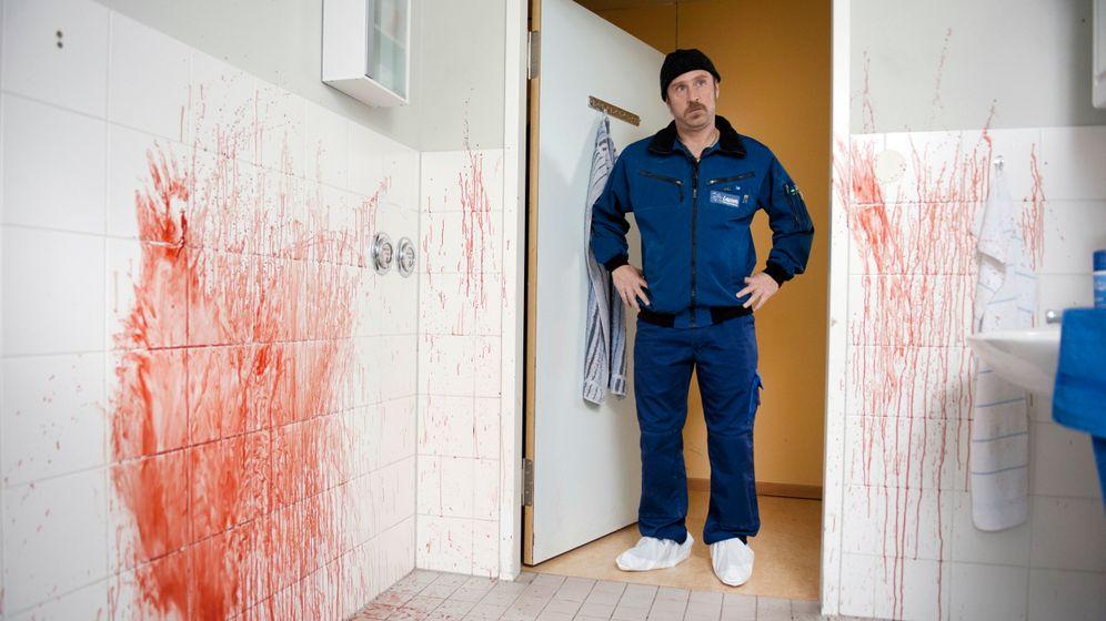 """NDR-Comedy """"Tatortreiniger"""": Blut spritzt, Knochen fliegen"""