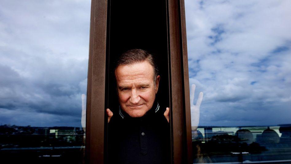 US-Schauspieler: Robin Williams ist tot