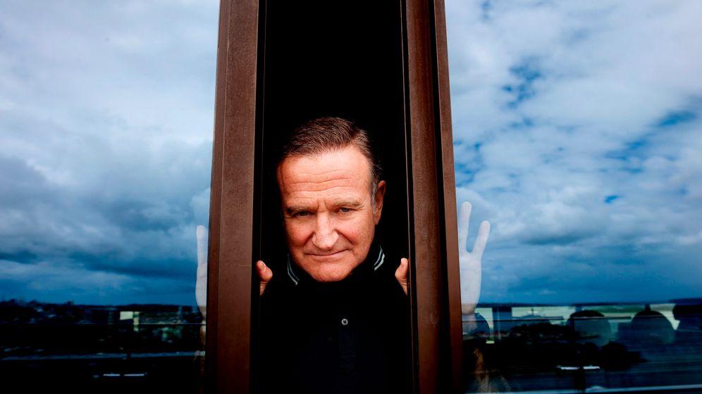 Robin Williams: Schauspieler, Komiker, Mensch