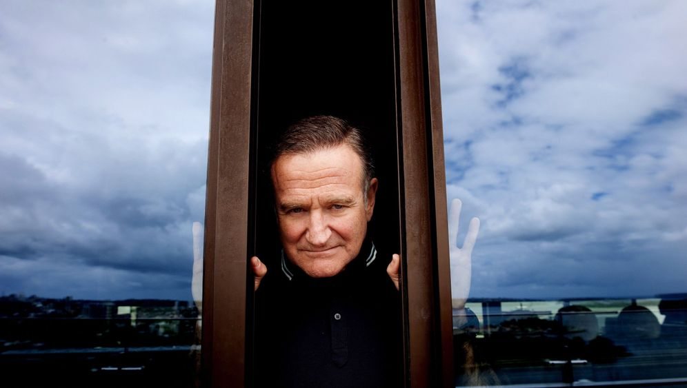 Suchtprobleme: Robin Williams back in rehab