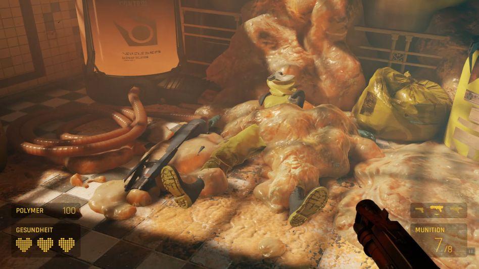 """Sci-Fi-Grusel mit Mittendrin-Gefühl: """"Half-Life"""" ist zurück, als Virtual-Reality-Spiel"""