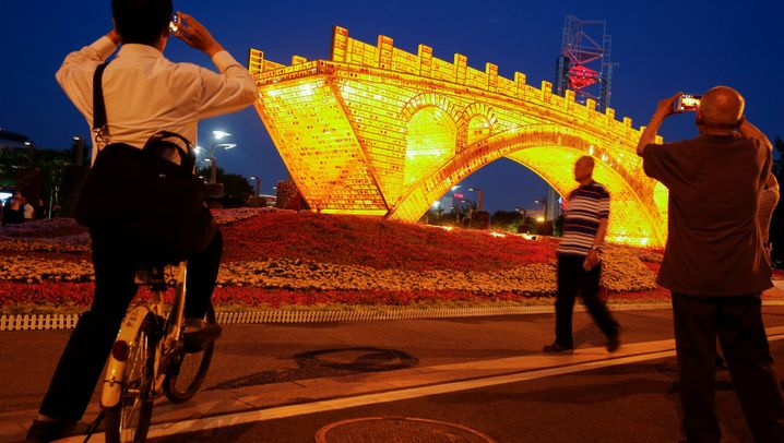 "Projekt ""Neue Seidenstraße"": Spitzentreffen in Peking"