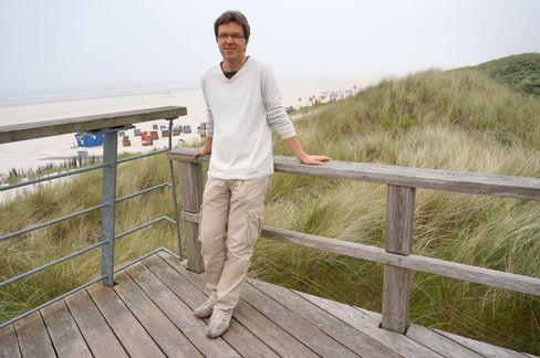 Nachhaltigkeitsbeauftragter Thomas Vodde