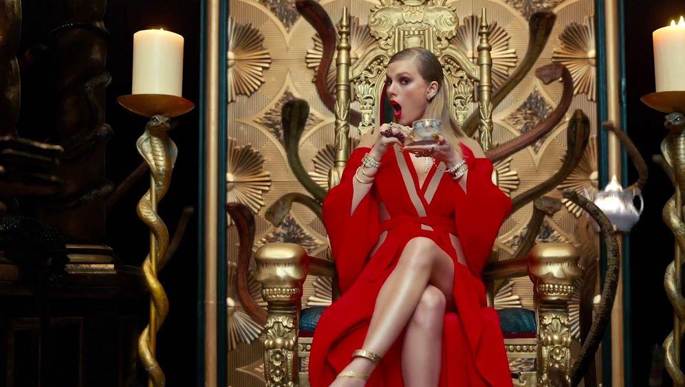 Taylor Swift: Country-Prinzessin übt Battle-Rap