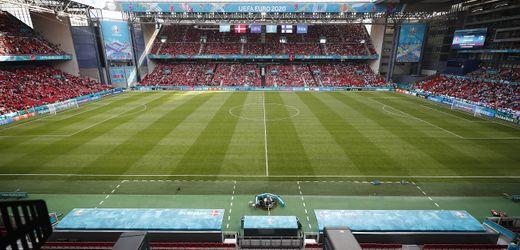 Fußball-EM: Christian Eriksen meldete sich nach Kollaps bei Klub-Kollegen von Inter Mailand