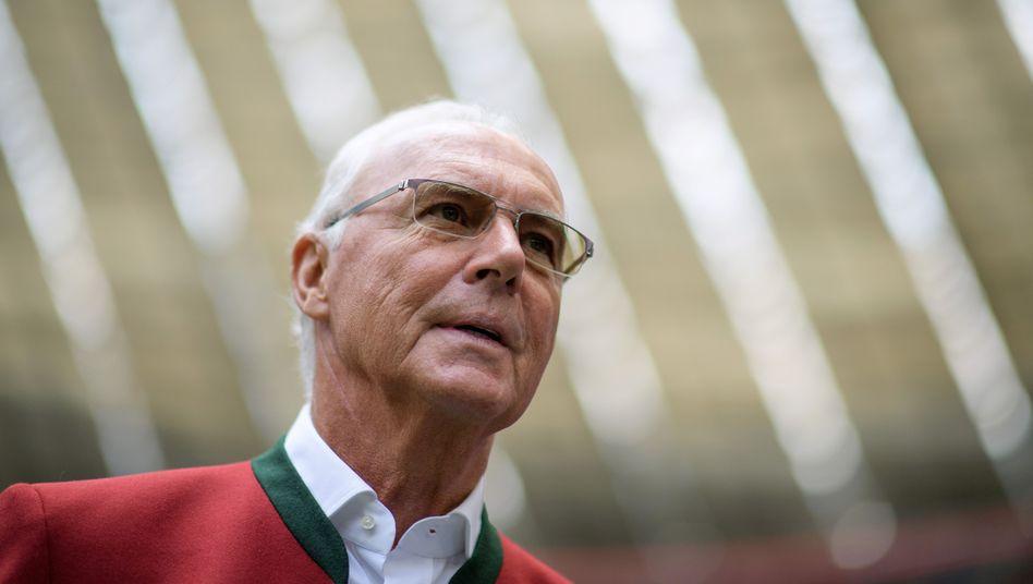 Franz Beckenbauer (Archivbild)