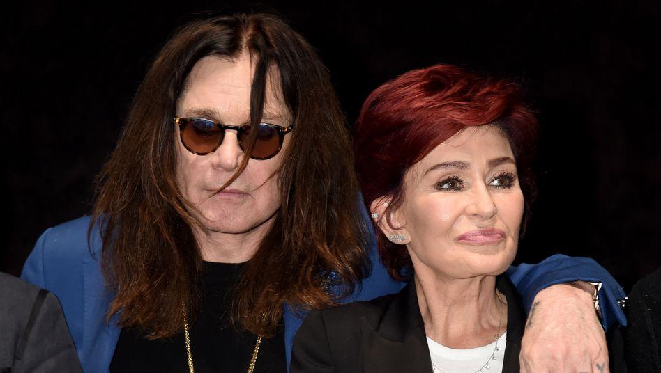Ozzy und Sharon Osbourne im Mai 2016: »Ich habe ihr das Herz gebrochen«