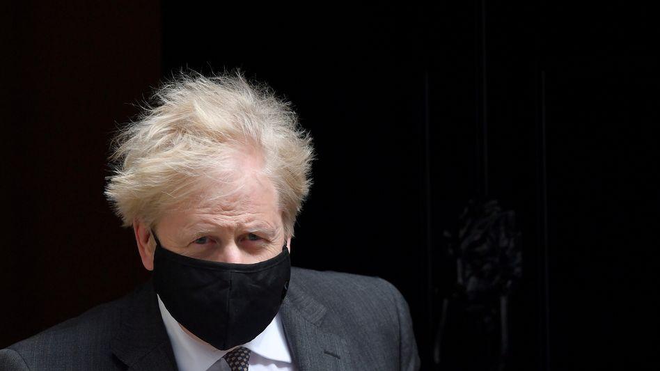 Boris Johnson soll Dyson versprochen haben: »Ich werde das in Ordnung bringen«
