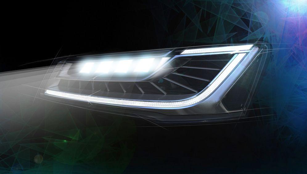 Scheinwerfertechnik bei Audi: Sehen und gesehen werden