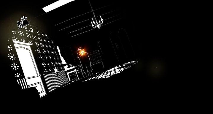 """""""White Night"""": Spiel mit Elementen aus Hitchcock-Romanen"""
