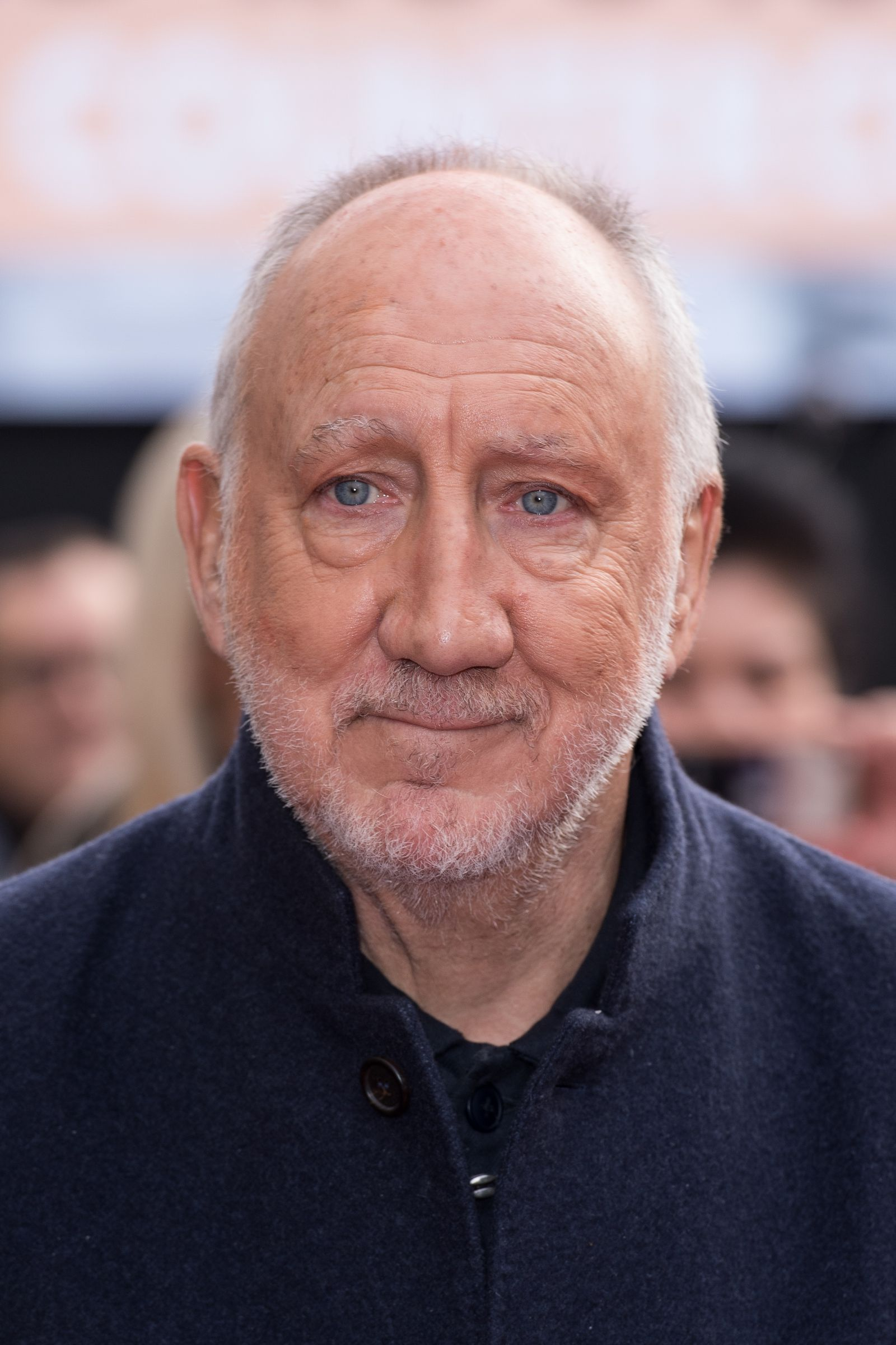 Pete Townshend - Music Walk Of Fame Founding Stone Unveiling