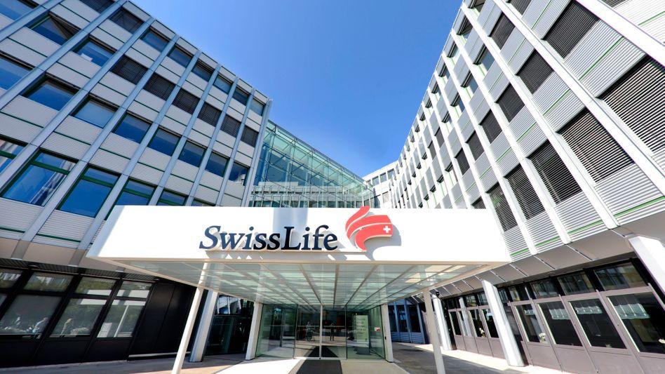 Swiss-Life-Zentrale in Zürich (Archivbild): Ende eines jahrelangen Verfahrens