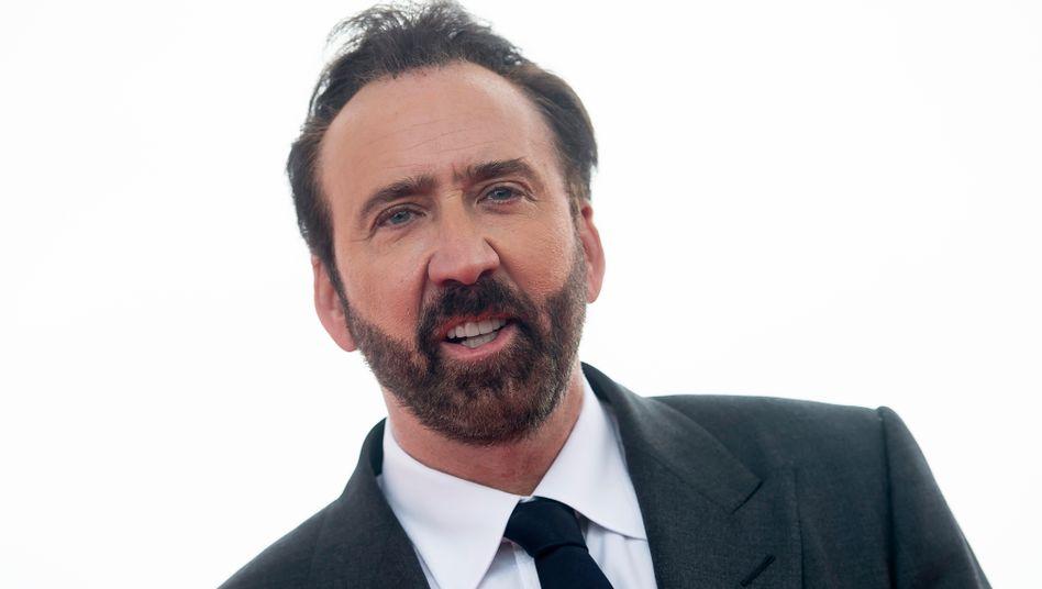 Nicolas Cage: Neue Serie »History of Swear Words«