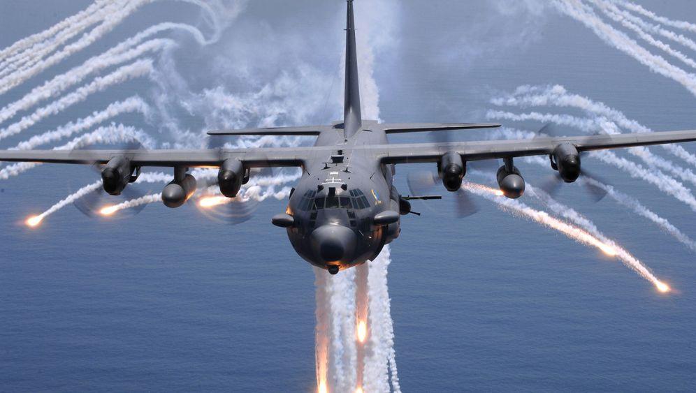 Libyen: USA setzen Erdkampfflugzeuge ein