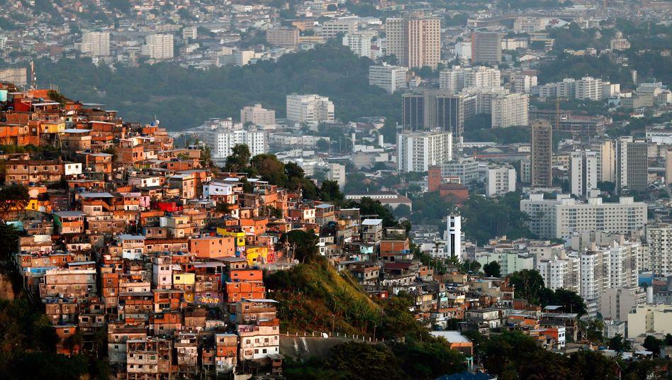Armensiedlung Turano in Rio de Janeiro