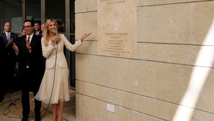 Neue US-Botschaft in Jerusalem: Das Pulverfass
