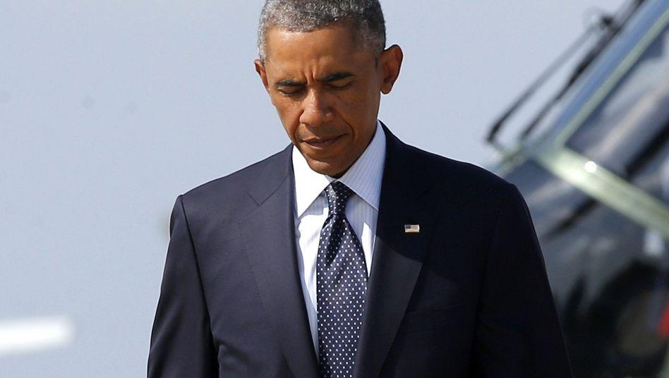 Getöteter US-Journalist Sotloff: IS-Terror bringt Obama in Bedrängnis