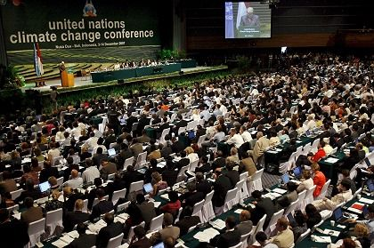 Representatives of over 180 countries are meeting in Bali to begin drafting a successor deal to the Kyoto Protocol.