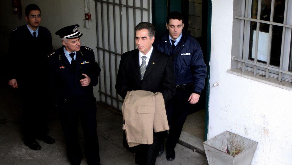 Ex-Bürgermeister Papageorgopoulos im Gefängnis: Lebenslang wegen Veruntreuung