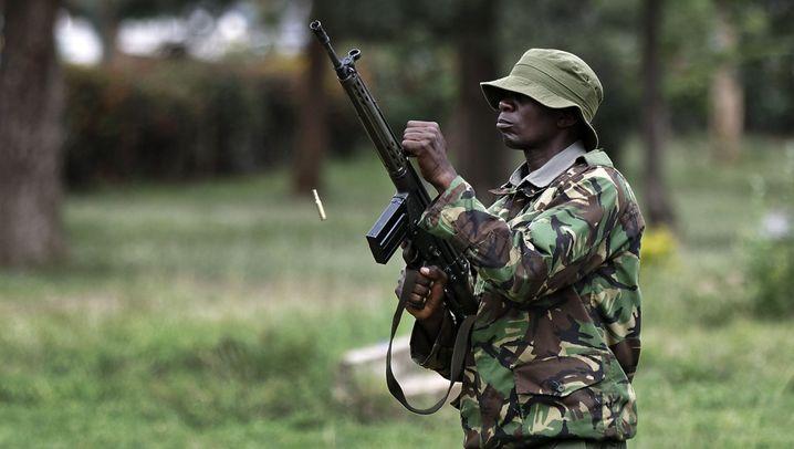 Polizeigewalt in Kenia: Schießen, nicht fragen