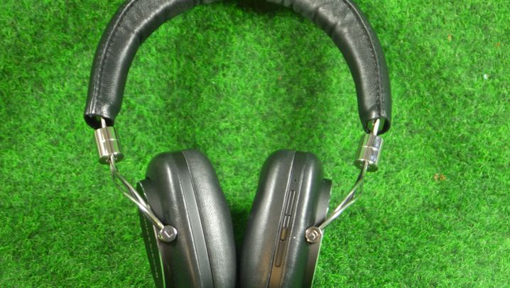 Kopfhörer im Test: Der Bowers & Wilkins P5 Wireless in Bildern