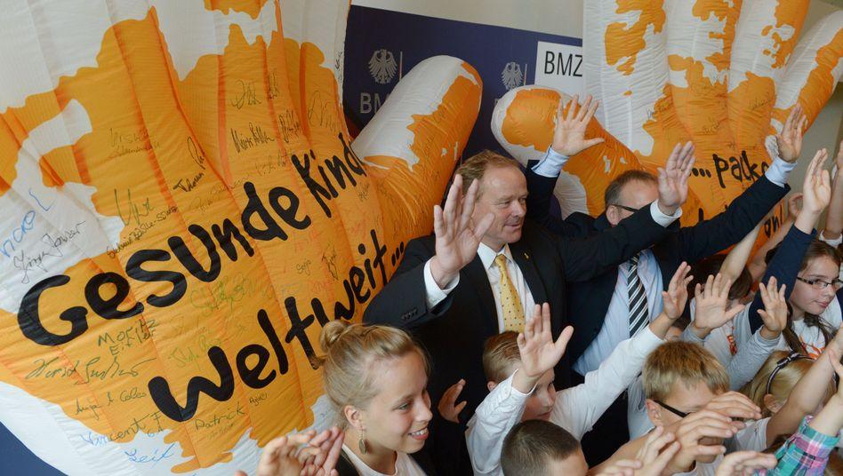 15 Jahre im Bundestag: Noch-Entwicklungshilfeminister Dirk Niebel