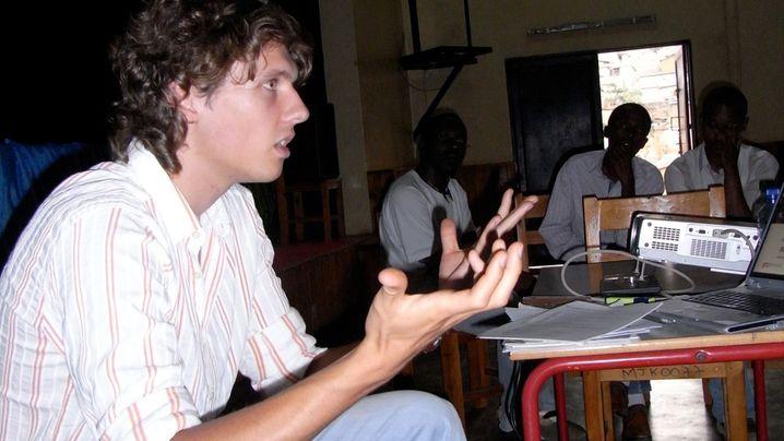 Afrika-Praktikant: Als Kurzzeitretter nach Ruanda