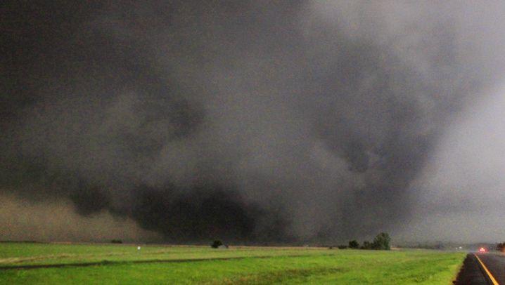 USA: Neue Tornadoserie erschwert Rettungsarbeiten