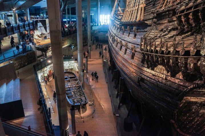 """Kriegsschiff """"Vasa"""""""