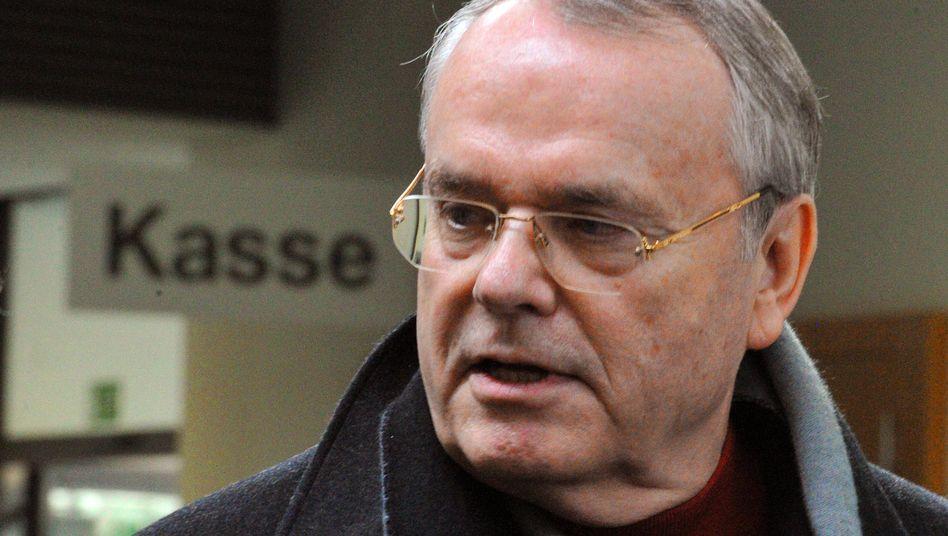 Holger Pfahls, früherer Staatssekretär im Verteidigungsministerium: Unendliche Geschichte