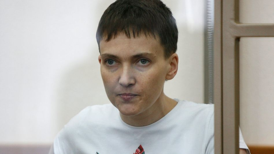 Nadija Sawtschenko