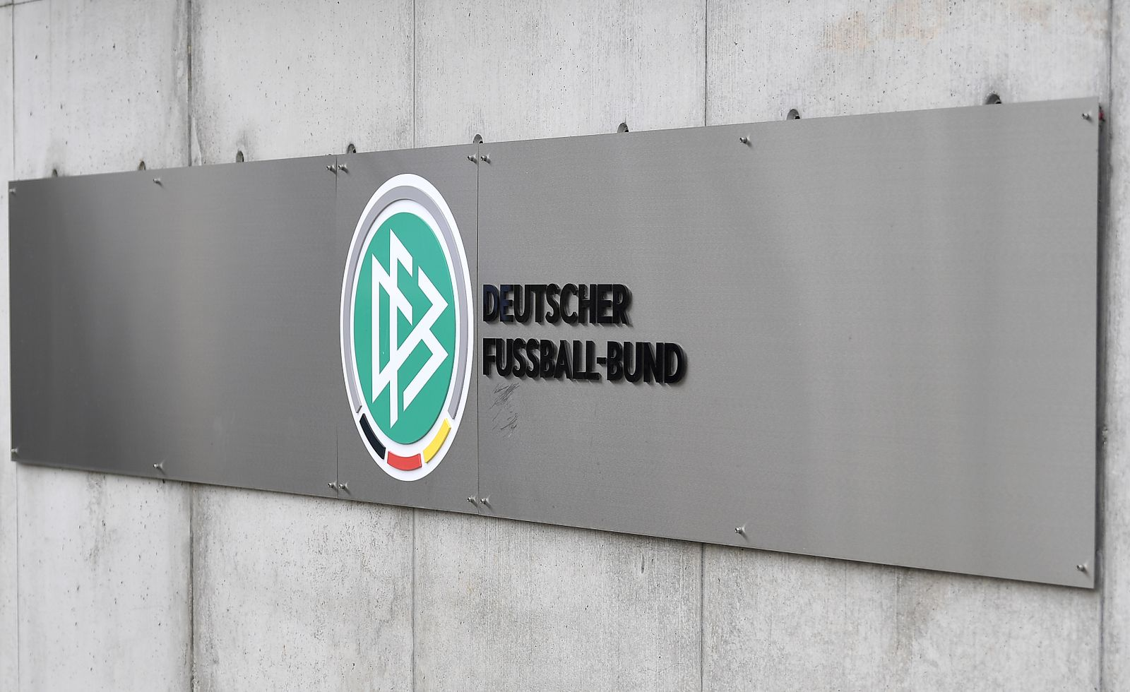 DFB-President Reinhard Grindel Steps Down After German Media Reported On Financial Irregularities