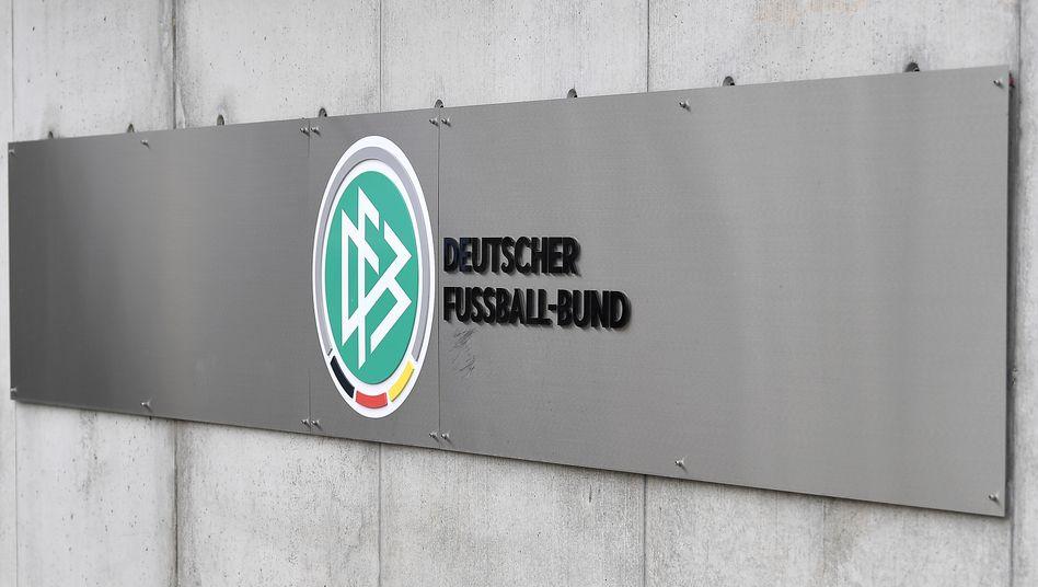 Die Zentrale des DFB in Frankfurt
