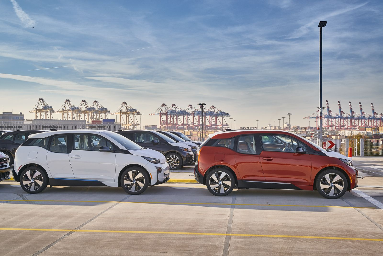 BMW / E-Autos