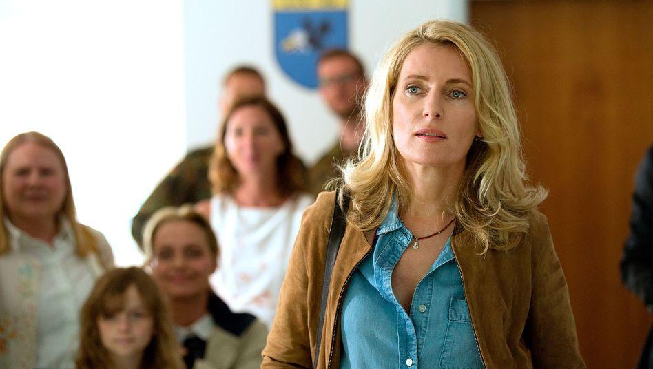 """Maria Furtwängler als """"Tatort""""-Kommissarin Lindholm"""