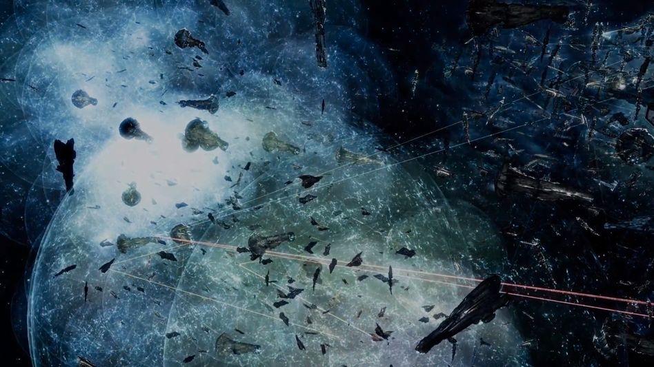 """Schlacht in """"Eve Online"""": Schiffe im Wert mehr als 220.000 Euro vernichtet"""