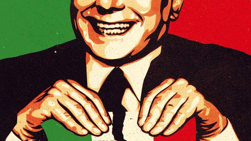 """Silvio Berlusconi: Der """"Cavaliere"""" wurde vom """"Rolling Stone"""" ausgezeichnet"""