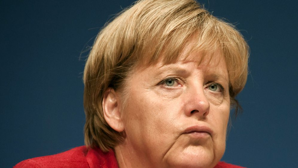 Photo Gallery: Merkel's Government in Trouble