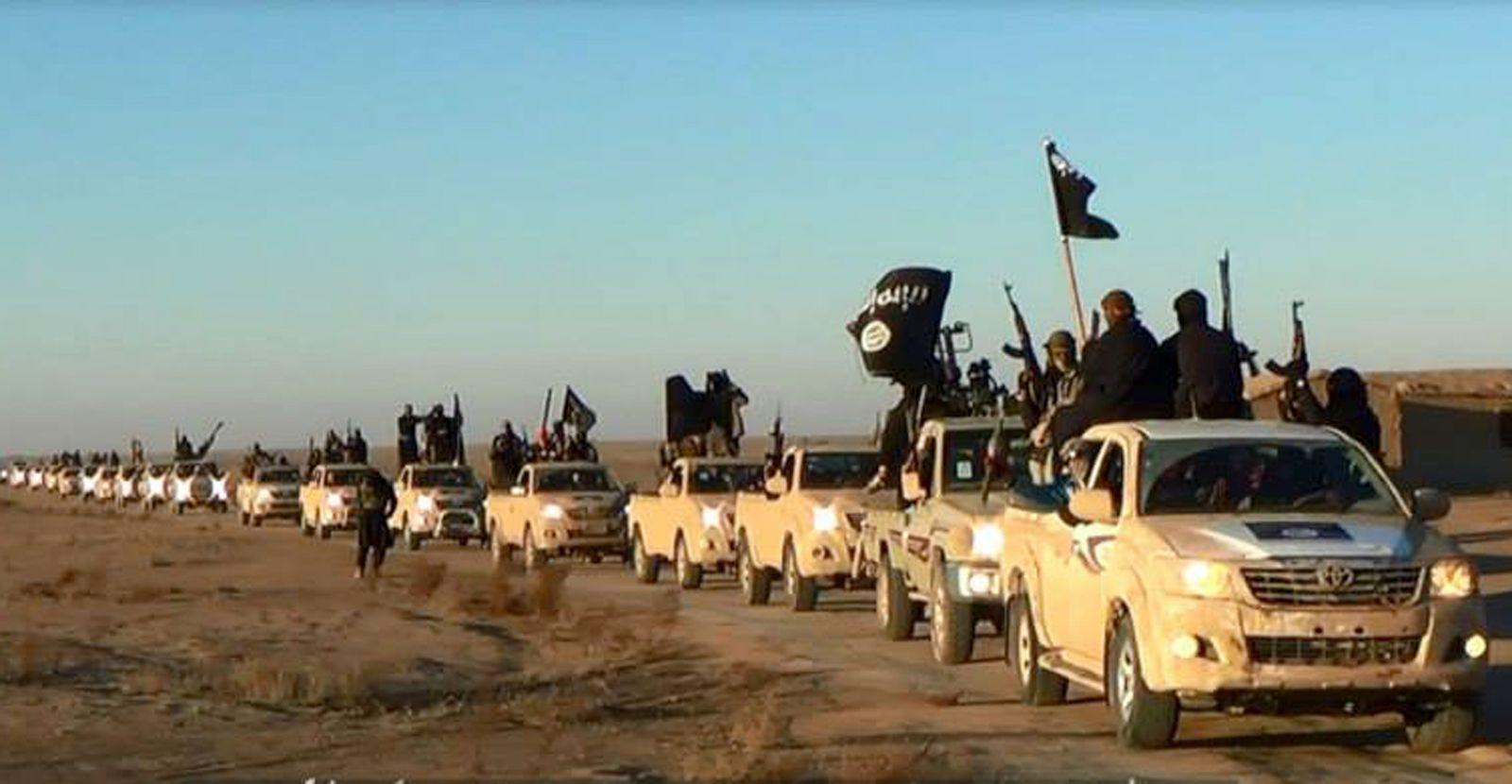 ISIL / ISIS / Anbar / Irak