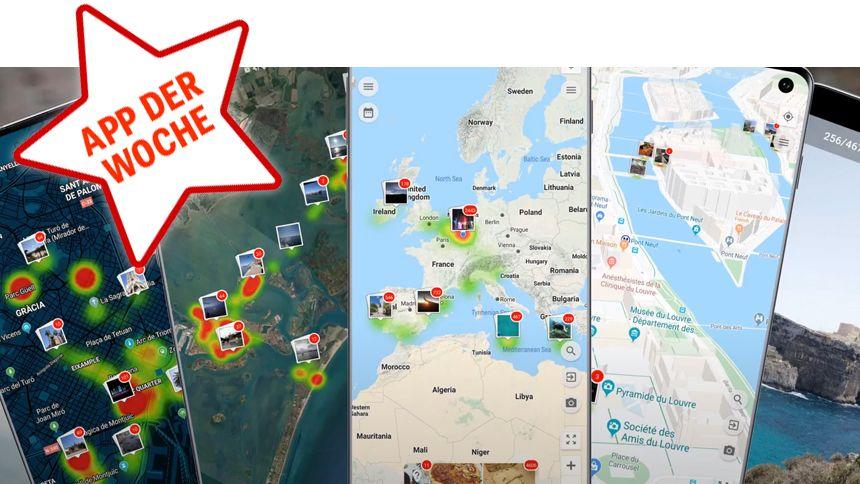 App der Woche KW21: Photo Map