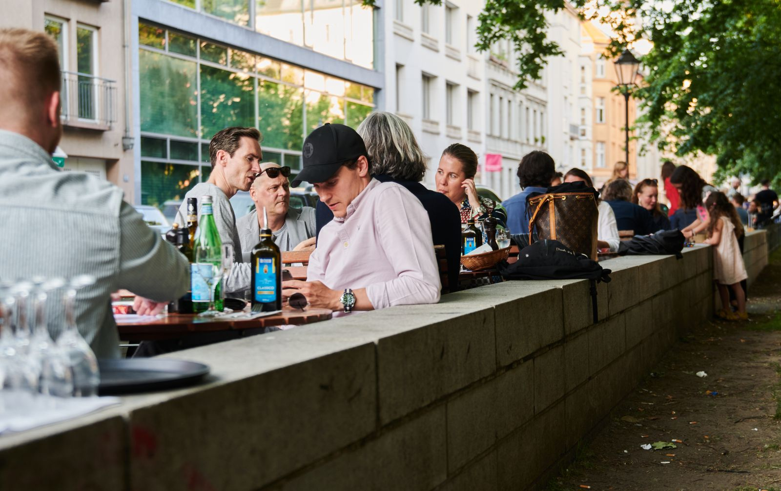 Coronavirus - Gastronomie in Berlin