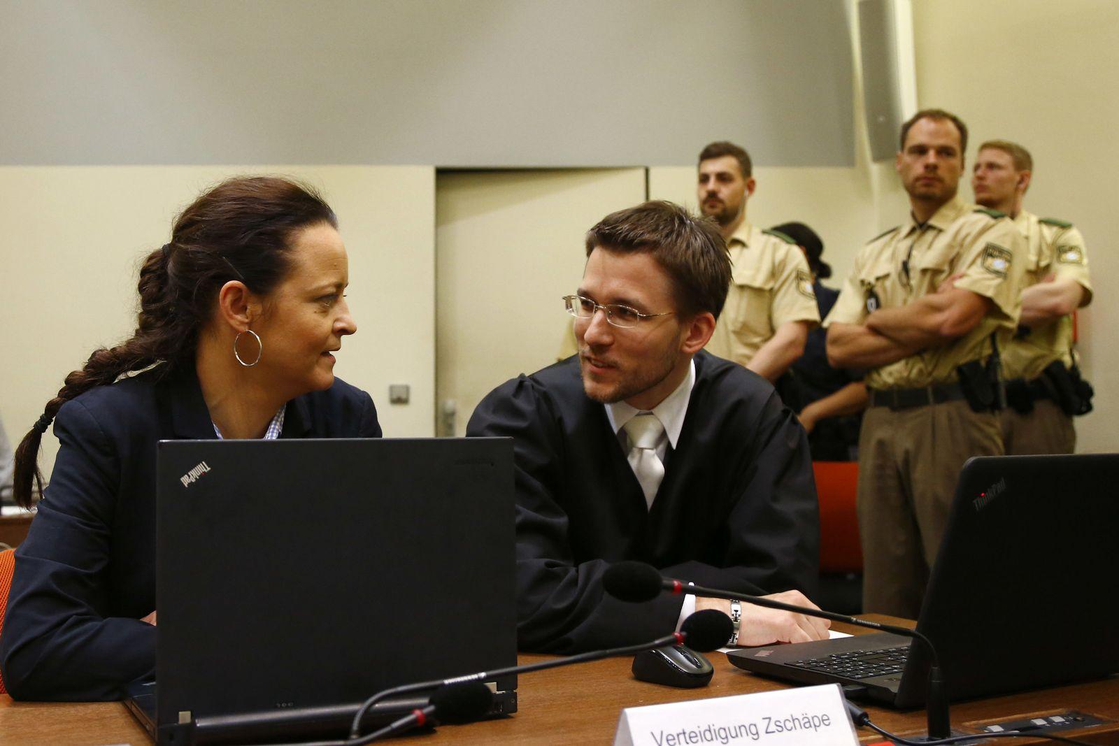 Germany Terror Trial