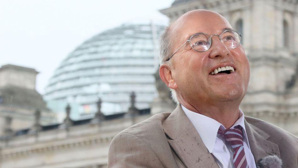 Linken-Kandidat Gysi: Politiker mit trainierter Blase sitzen am längeren Hebel