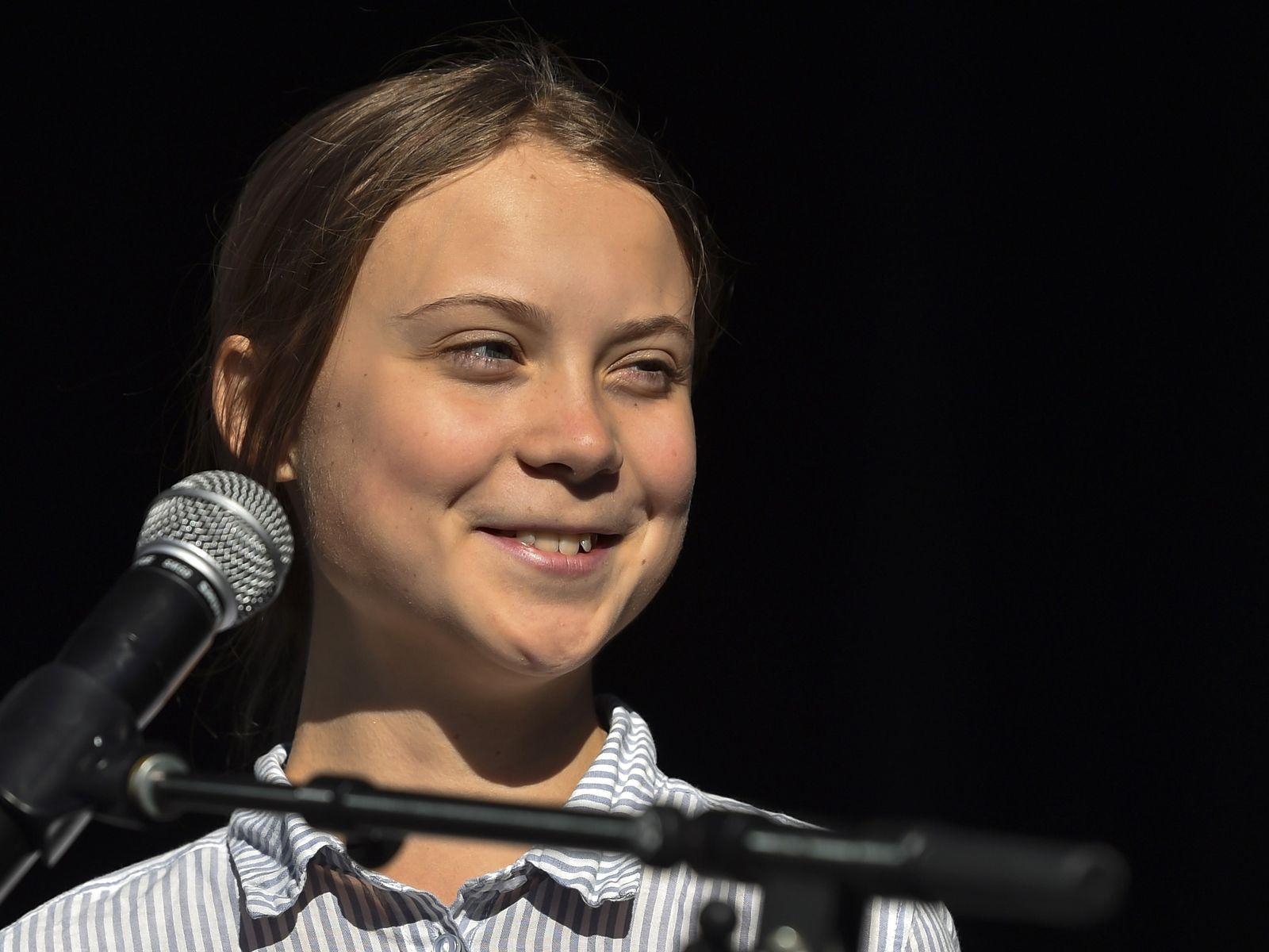 Greta Thunberg Kanada