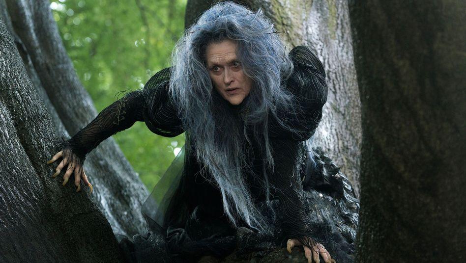"Märchen-Musical ""Into the Woods"": Meryl Streep, du große Hexe"