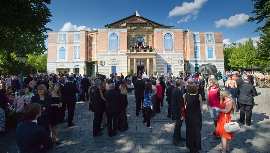 Bayreuther Festspielhaus (Archivbild)